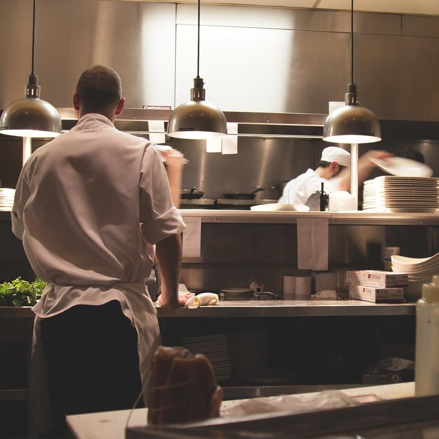 Nerezové vybavení do kuchyní